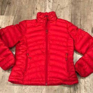 32 Degrees puffy red coat size small
